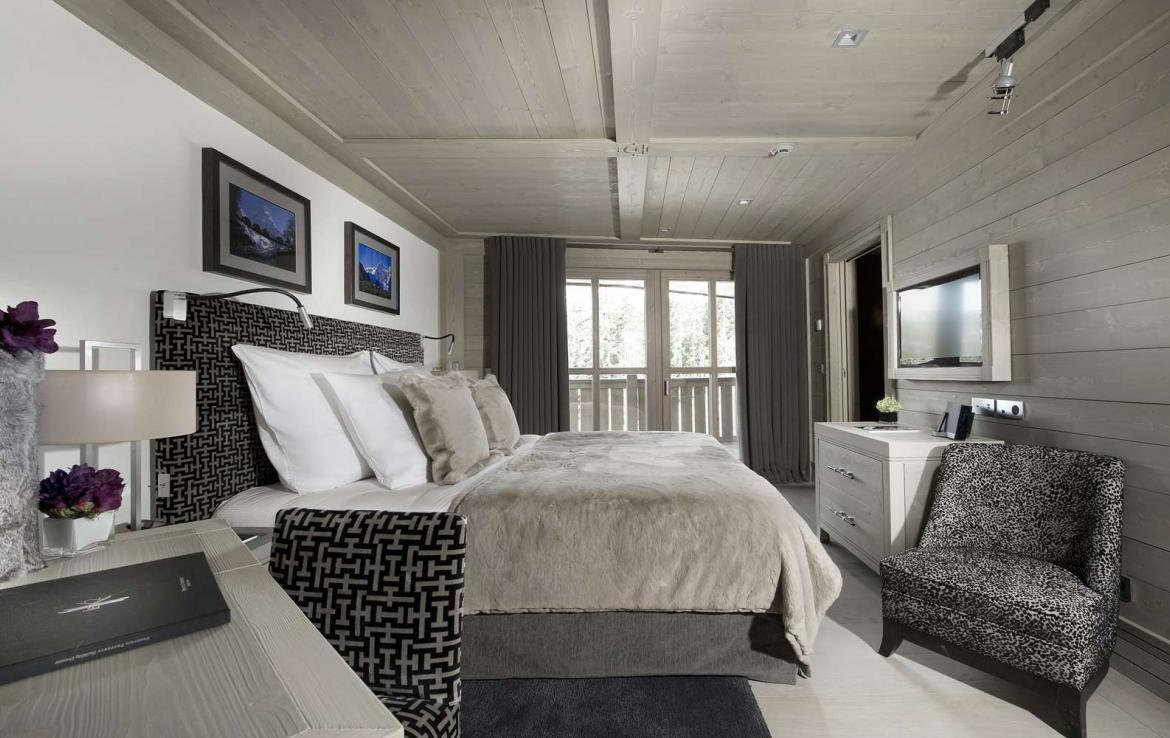 top luxe chalet huren in courchevel ski-in/out