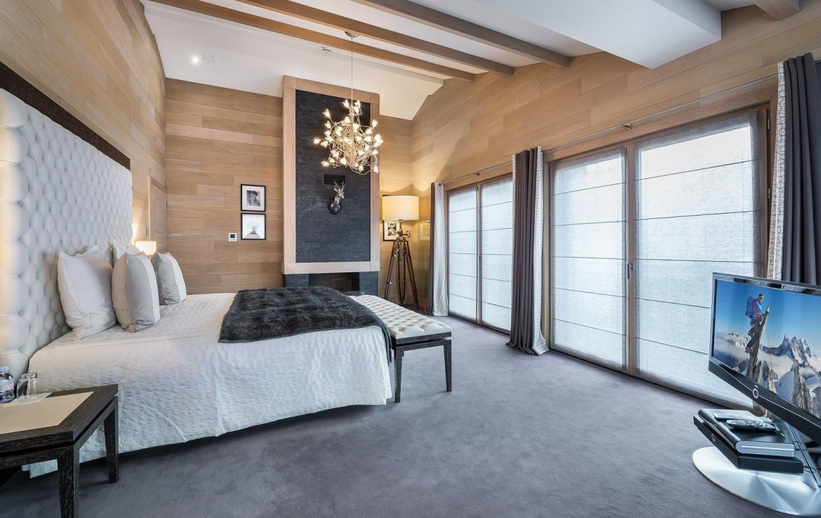 master bedroom courchevel 1650