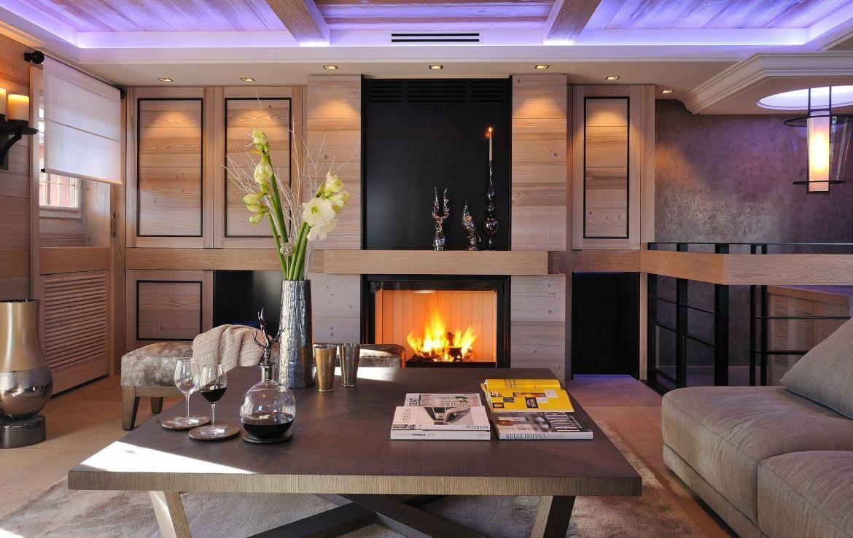 living lounge rolalpina courchevel