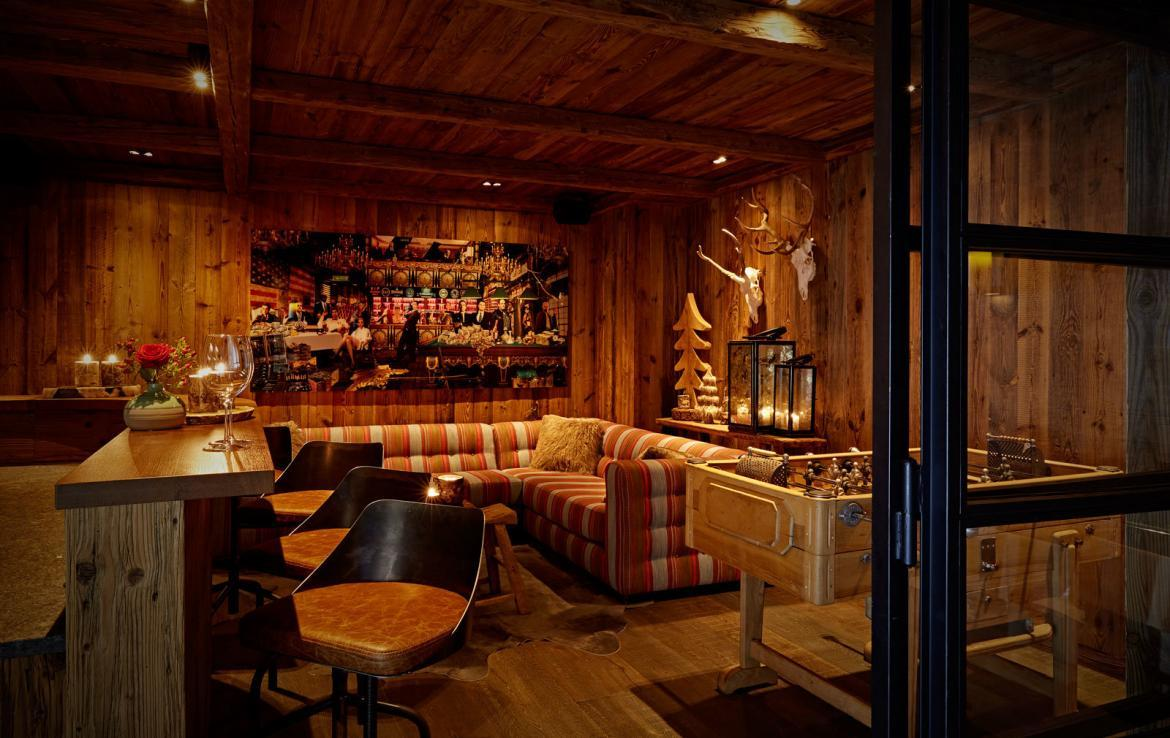 games-room-chalet-in-lech
