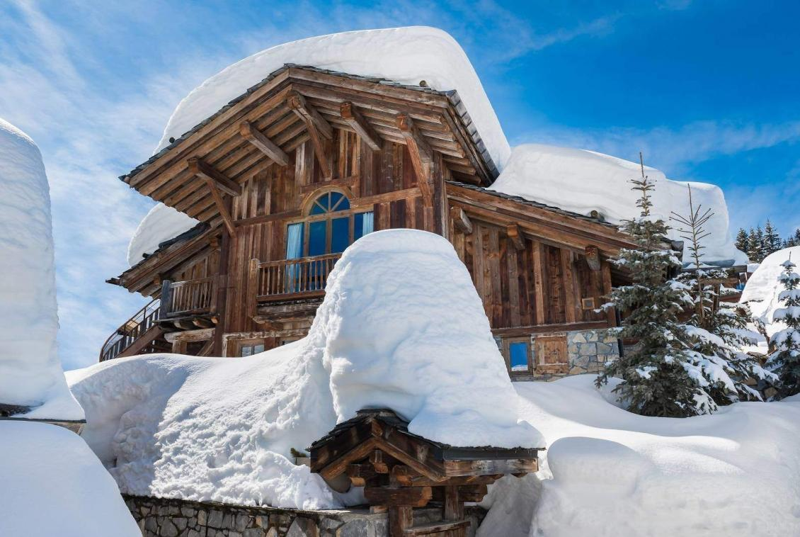 Chalet 3 Souers Courchevel 1850