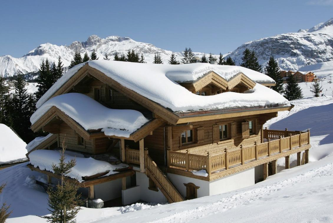 Chalet Rosa Courchevel 1850