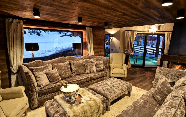 Luxury chalet in chamonix kingsavenue