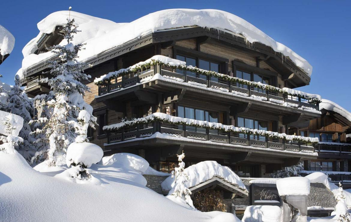 BEST OF THE BEST CHALET IN COURCHEVEL | Kingsavenue.com