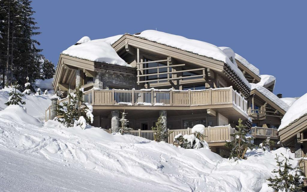 chalet Muztagh in Courchevel 1850