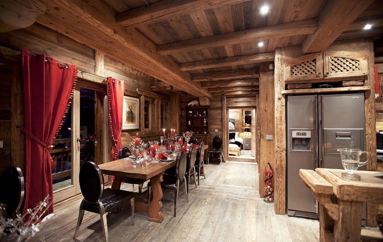 luxe huis huren meribel villa