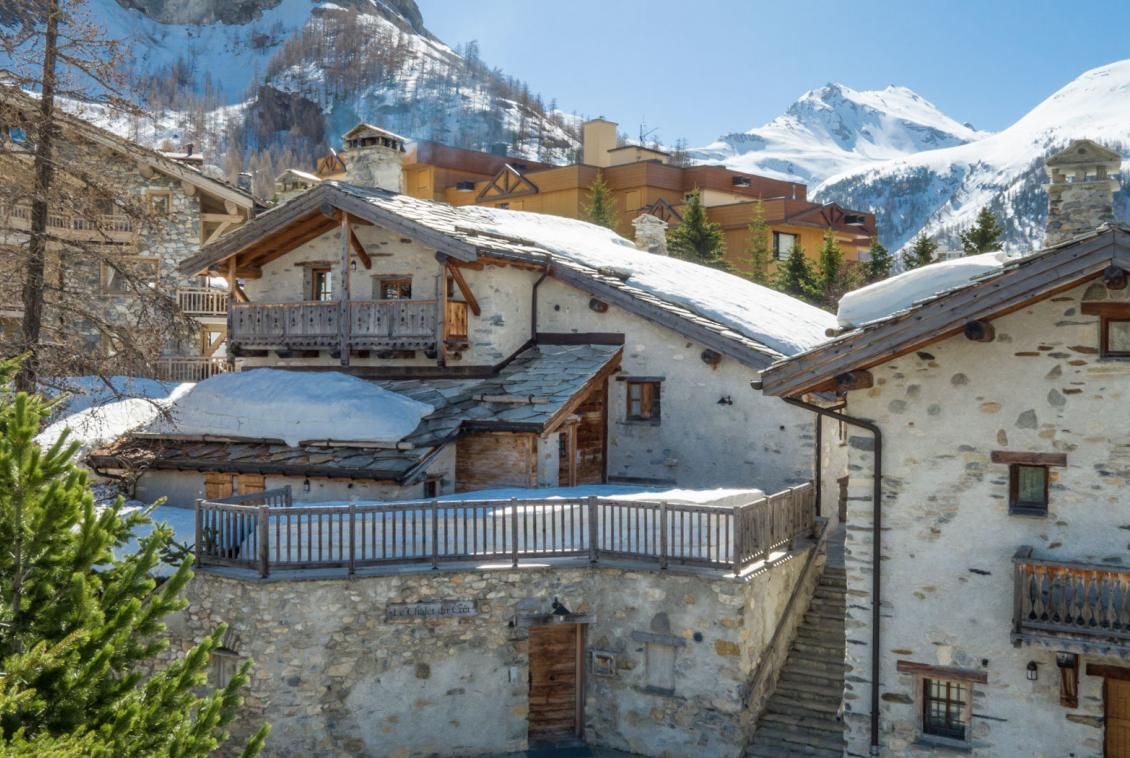 chalet kings avenue val disere